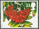 Serbal de los cazadores (Sorbus aucuparia).