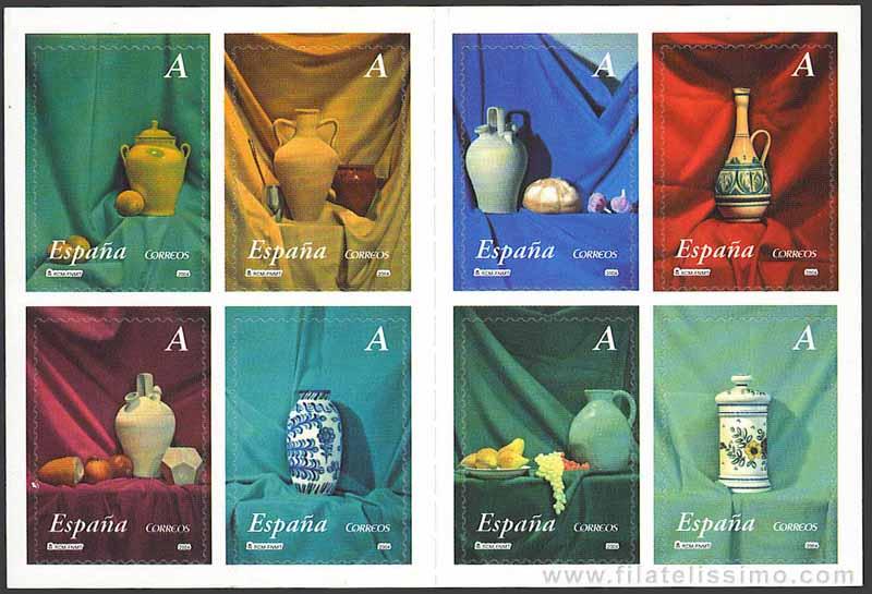 2004 Espana Ceramica Anv