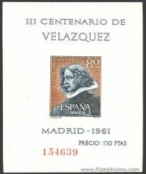 Escultura de Velázquez.