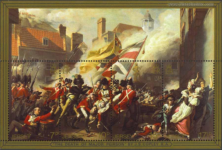 1981 Jersey Batalla De Jersey