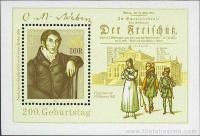 Bicentenario del Nacimiento de Carl Maria von Weber.