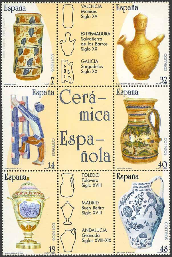 Artesan a espa ola cer mica for Artesanias de espana