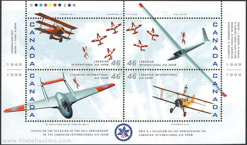 1999 Canada Hb Aviones