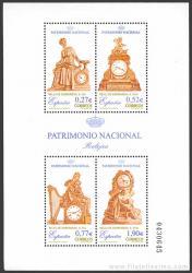 Patrimonio Nacional. Relojes.
