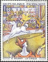Georges Pierre Seurat (1859-1891).