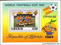 Mundial de Fútbol. España 1982.