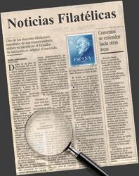 Noticias Filatélicas.