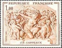 Jean-Baptiste Carpeaux: El triunfo de Flora.
