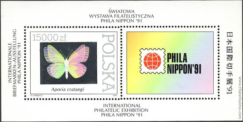 1991 Polonia Hb Mariposas