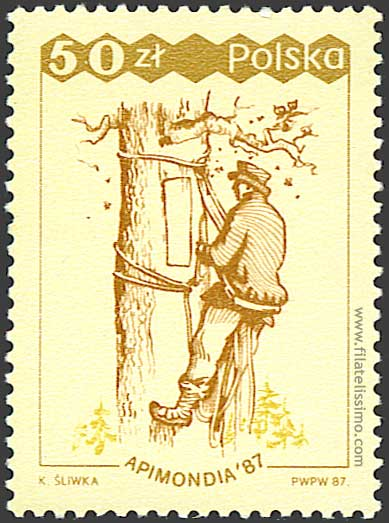 1987 Polonia Apimondia06