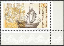 650  Aniversario Hanse.