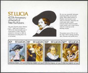 400º Aniversario del nacimiento de Rubens.