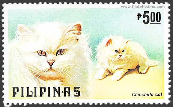 1979 Filipinas Perros Y Gatos06