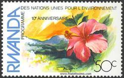 10º Aniversario PNMA. 50c