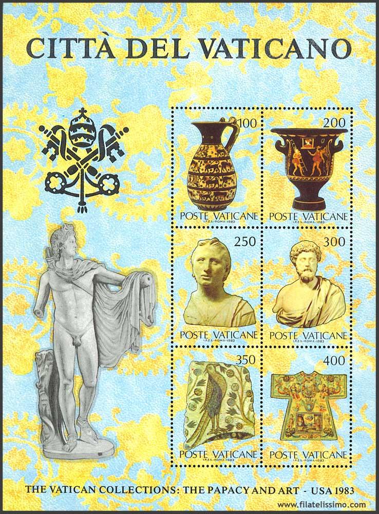 1983 Vaticano Hb Arte01