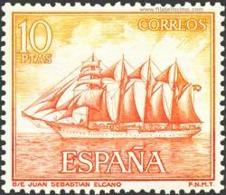 Buque escuela - Juan Sebastián Elcano