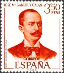 José María Gabriel y Galán