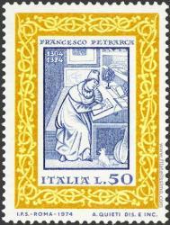 Francesco Petrarca.