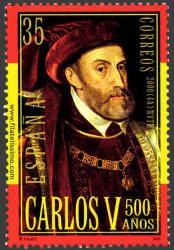 Carlos V, Gran Maestro de la Orden Del Toisón de Oro