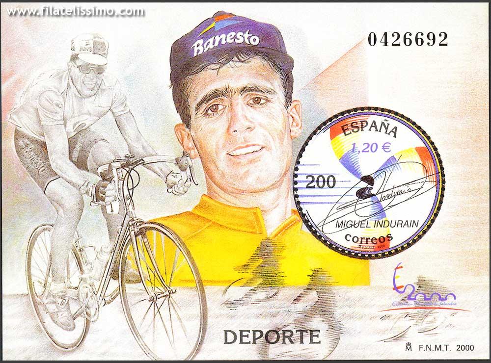 2000 Espana Hb Emfe2000 M Indurain