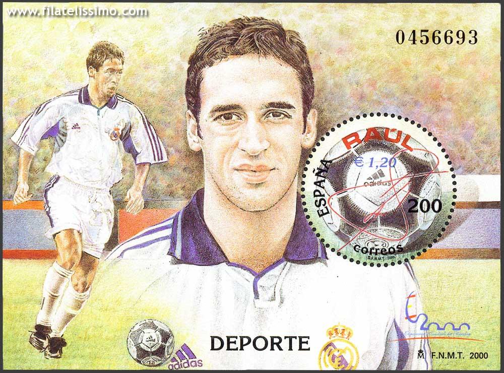 2000 Espana Hb Emfe2000 Raul