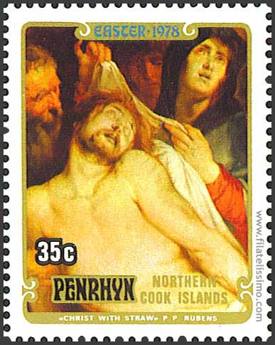 1978 Penrhyn Rubens Sellos03