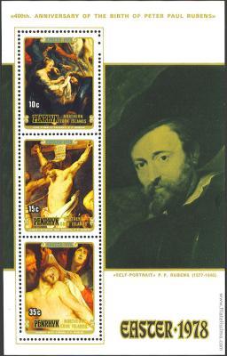 400º Aniversario nacimiento de Peter Paul Rubens