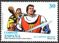 El Capitán Trueno (V.Mora / Ambros)