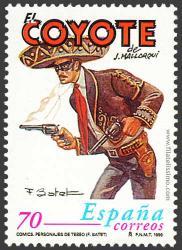 El Coyote (F. Batet)