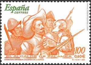 Literatura española. Personajes de ficción.