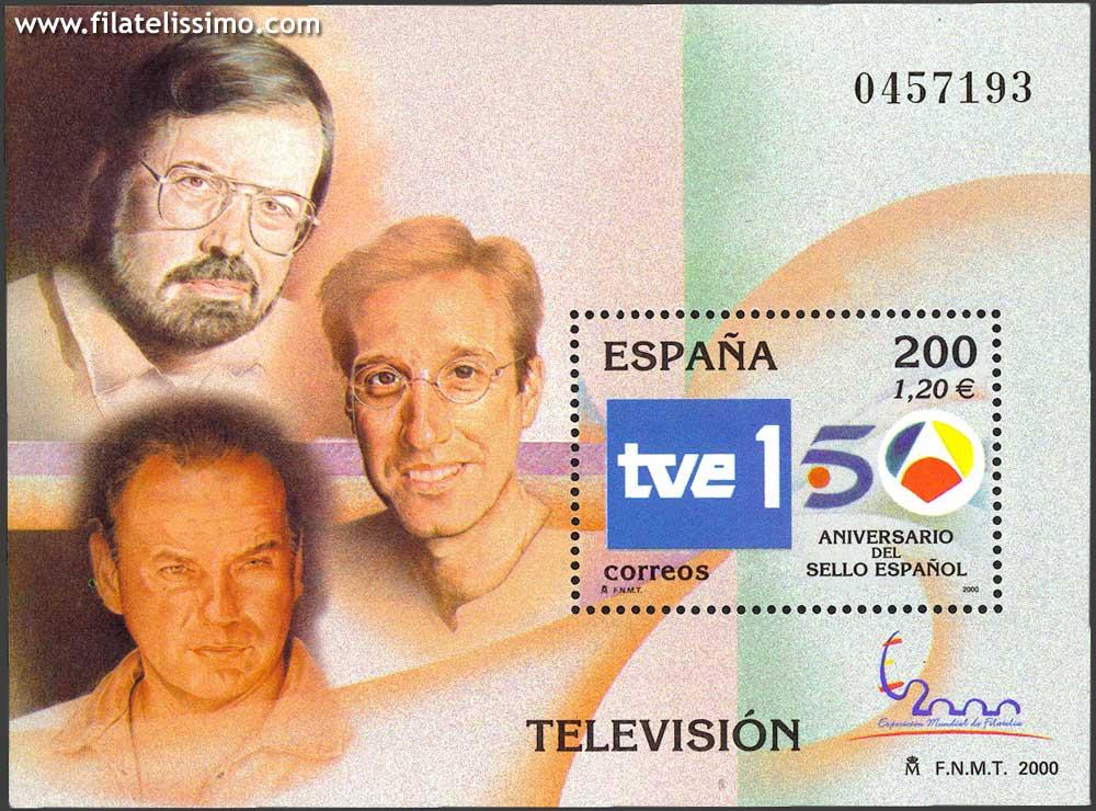 2000 Espana Hb Emfe2000 Tv