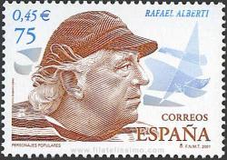 Rafael Alberti.