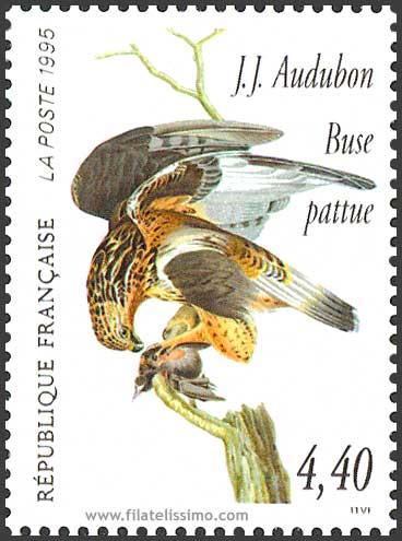 1995 Fra Audubon Sellos04