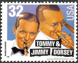 Tommy y Jimmy Dorsey