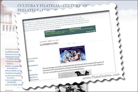 CULTURA Y FILATELIA
