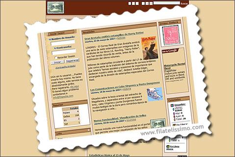 Filapedia - Enciclopedia Filatélica Mundial