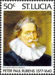 Retrato de Ludovicus Nonnius