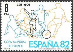 Mundial de Fútbol España  1982