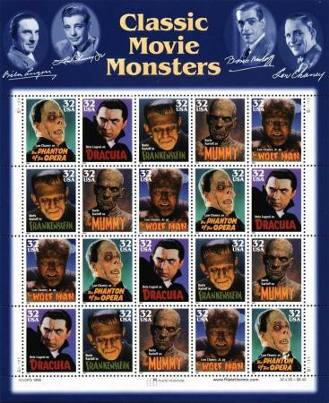 Actores del Cine de Terror