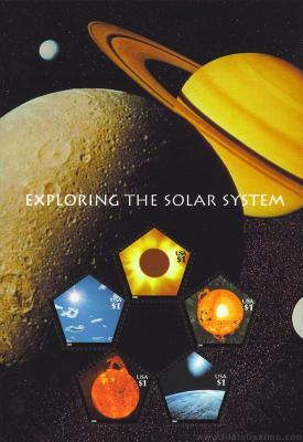 Explorando el Sistema Solar