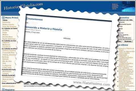 HistoriayFilatelia.com