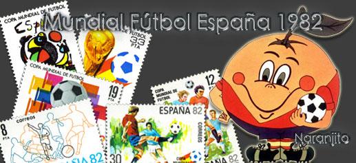 25º Aniversario del Mundial de Fútbol: España 1982.