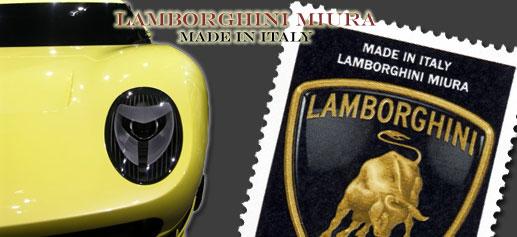 Noticia Lamborghini Miura