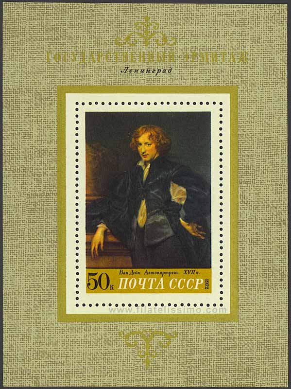 1972 Rusia Van Dyck