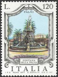 Fuentes Monumentales Italianas