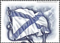 Bandera de San Andrés