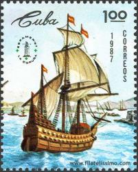 ESPAMER 1987: Cuba