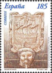 Fuente Caños de San Francisco. Avilés (Asturias)