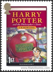 Harry Potter en Sellos