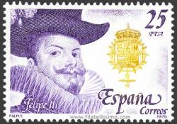 Reyes de España. Casa de Austria.